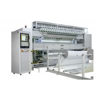 China High Speed Auto Multi-needle Quilting Machine For Cushion , 550r / min wholesale