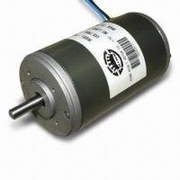 China Small DC Generator Motor with 24V DC Voltage and 4,000rpm Speed wholesale