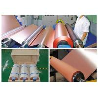 China RoHS 18um Copper Foil Pcb , Low Profile CCL Electrodeposited Copper Foil wholesale