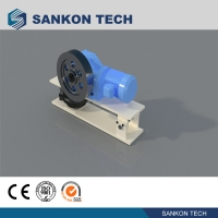 China ISO Run Stable AAC Block Machine Rubber Friction Wheel wholesale