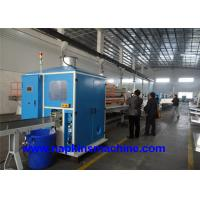 China Cube Box Packing Facial Tissue Processing Machine For Producing Tissue Paper wholesale