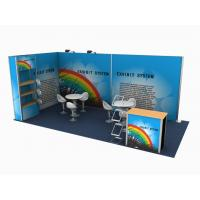 China Exhibit Custom Tradeshow Booth Same Hardware Different Configuration wholesale