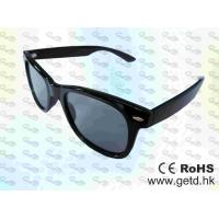 China Master Image Cinema and 3D TV Circular polarized 3D glasses wholesale