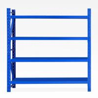 China Anti Corrosion Garage Or Industrial Storage Rack , Logistics Industry Warehouse Shelf System wholesale