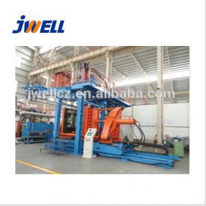 China Hydraulic Servo Control Pet Stretch Blow Moulding Machine Bottom Sealing Core Pulling wholesale