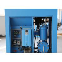 Quality Portable Rotary Screw Air Compressor With PM Motor 6~8bar 15hp Variable Frequency Drive for sale