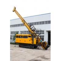 Quality HYDX-6 Full Hydraulic Diamond Core Rig With 179KW Cummins Diesel Engine for sale