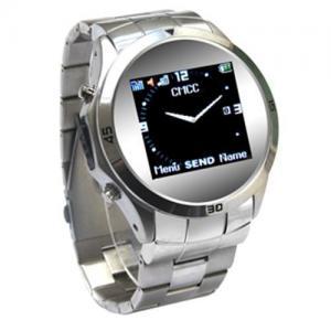 China HOT !! Watch phone FM new model quadband touch screen wholesale