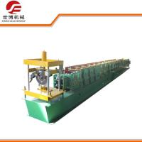 China 8.5kw Full Automatic Purlin Roll Forming Machine With 0-15m / Min Speed wholesale