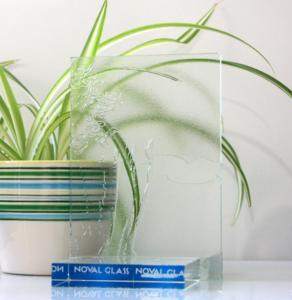 China Landscape Patterned Glass wholesale