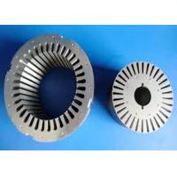 Powder Coating Electrical Lamination Stamping Silicon Steel For Stator / Rotor
