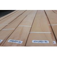 China Natural Crown Cut Steamed Beech Sliced Veneer C grade For Furniture wholesale
