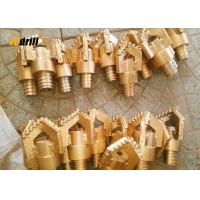 China Drag Bits For Water Well Drilling Tools API Standard  5 Inch  - 12 Inch on sale