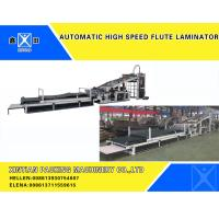 China E Flute Corrugated Cardboard Carton Making Machine Cardboard automatic hight speed flute Laminator wholesale