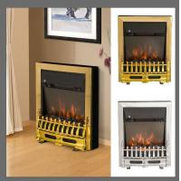 China insert or freestanding electric fireplace Heater stove NDY-19CL Coal or log burning flame effect  indoor heater wholesale