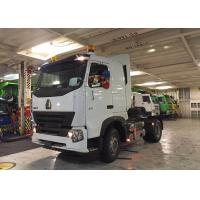 China SINOTRUK HOWO-A7 Tractor Truck ZZ4187N3517N1B Compliance with international transport standards for dangerous goods wholesale