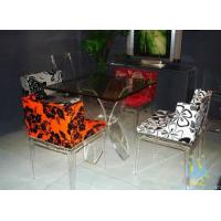 China FU (5) clear acrylic bar and pub furniture wholesale