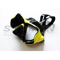 China Snorkeling Diving Freediving Scuba Mask with Anti-fog Scratch-resistant lens wholesale