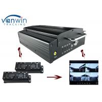 China 720P HD 3G Mobile DVR with 4CH Mobile DVR CMS platform for CIty Bus wholesale