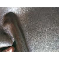 """China 54"""" Width Leather Car Upholstery Fabric , Faux Leather Fabric For Upholstery wholesale"""