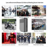 China 1080P FULL HD Wifi Police Wearing Body Cameras 10 Hours Recording wholesale