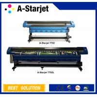 China One Two Three Epson Dx7 Eco Solvent Printer With 1440 Dpi For Wall Paper Printing wholesale