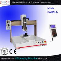China 3 Axis Desktop Robotic Automated Dispensing Machines / Systems wholesale