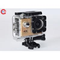 Quality FHD 1080p 60fps 4k Sports Action Camera Mini Wifi 16mp Ef60b Wide Lens for sale
