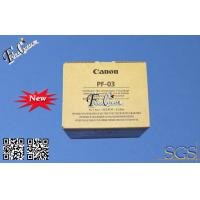 China Canon PF-03 Printhead For IPF500 / 510 Black 5 Color Machine wholesale