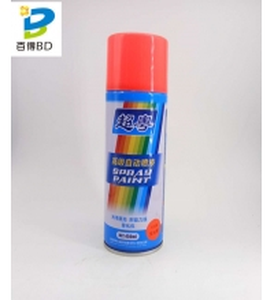 China Multi Colored Fluorescent Aerosol Spray Paint 400ml wholesale