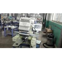 Quality CE Single Head Computerized Embroidery Machine With Dahao System For Garment for sale