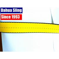 """China 1"""" 3200 LBS Polyester Webbing 25mm , Heavy Duty Web Slings For Lifting wholesale"""