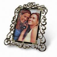 China Photo Frame, Various Colors are Available, Made of Metal wholesale