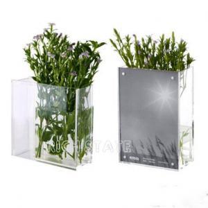 China Acrylic Flower cases wholesale