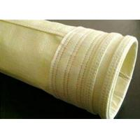 FMS High Temperature Filter Bag For Cement Plant 130*5200mm With PTFE Membrane