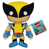 China Marvel Comic The Avergers Wolverine Plush Toys wholesale