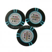 China Casino Clay Poker Chip (HX-CP-H) on sale