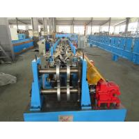 China Total Power 75 Kw Corrugated Iron Sheet Making Machine 1.0-3.2mm For Each Station wholesale