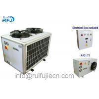 China Hermetic Middle Low Temperature Refrigeration Condensing Units R410 4PES-15Y wholesale