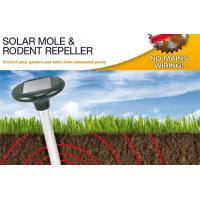 Buy cheap High Frequency Garden Mosquito Solar Snake Repeller For Yard / Path , Eco Friendly from wholesalers