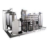 China 500LPH Industrial Pure Water Purification Reverse Osmosis System wholesale