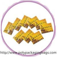 China Disposable Herbal Tea Aluminium Foil Bag with Colorful Printing wholesale