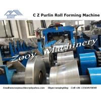 China Cutter Custom Roll Forming Machine High Speed With Hydraulic Cutting wholesale