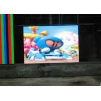 China P6 Outdoor Big Screen LED TV LED Display Video High Brightness For Advertising wholesale