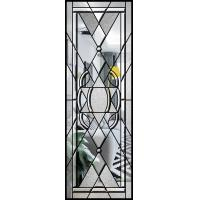 Buy cheap Patterned glass is a kind of decorative translucent g rolled glass interior from wholesalers