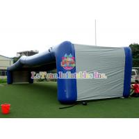 China PVC Outdoor Party Tents Air - Tight Inflatable Shelter Tent 0.6mm Or 0.9mm Tarpaulin Pvc wholesale