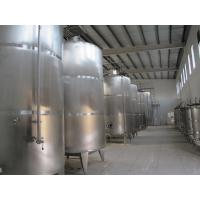 China Sealed Cosmetic Product Lotion Storage Tank Mobile Oil Storage Tank wholesale