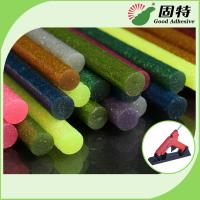 China EVA Colored Hot Melt Glue Stick Adhesive Stick Glue Gun For Arts And Crafts on sale