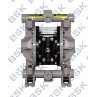 China Oil / Pharmacy Sandpiper Air Operated Double Diaphragm Pump Low Noise wholesale