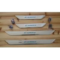 China Toyota Accessories: LED Door Sill Plates for CAMRY wholesale